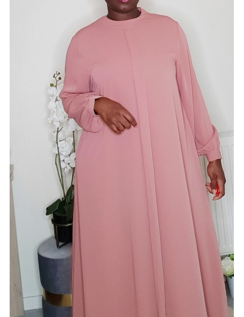 Robe ASSIA Rose-corail