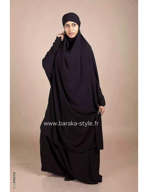 Jilbab Jupe Noir