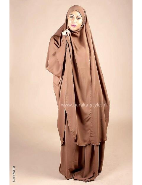Jilbab Jupe Camel