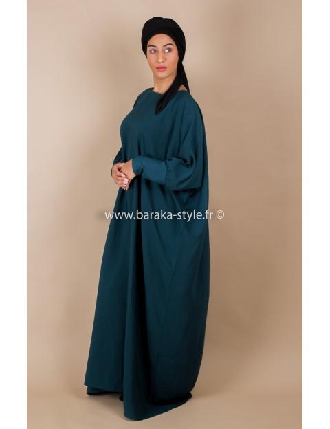Abaya Vert Canard